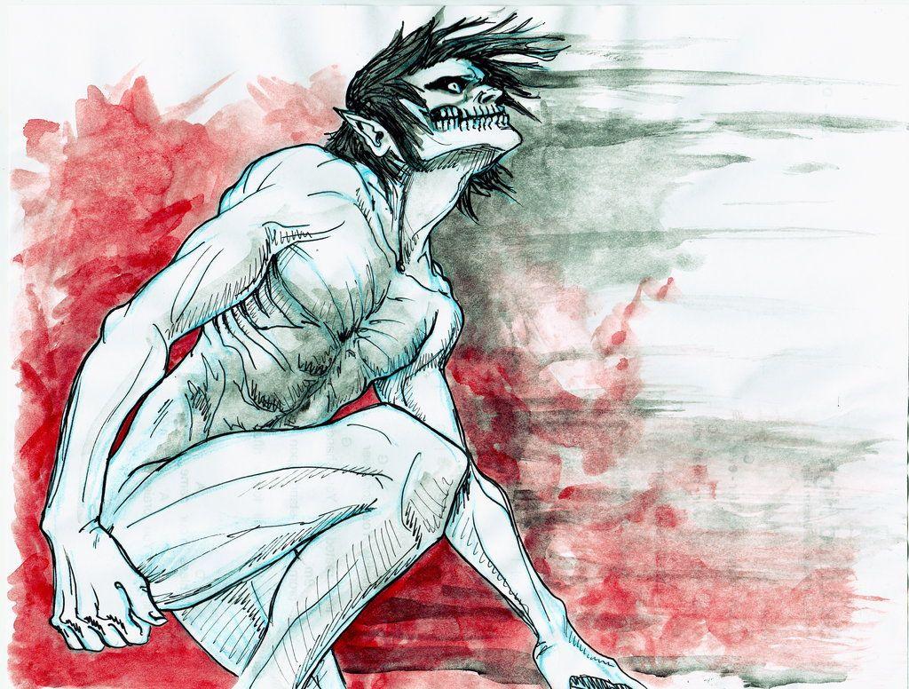 Attack On Titan By Lillooler.deviantart.com On @deviantART