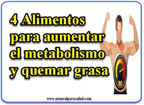 Booster de metabolismo secretos