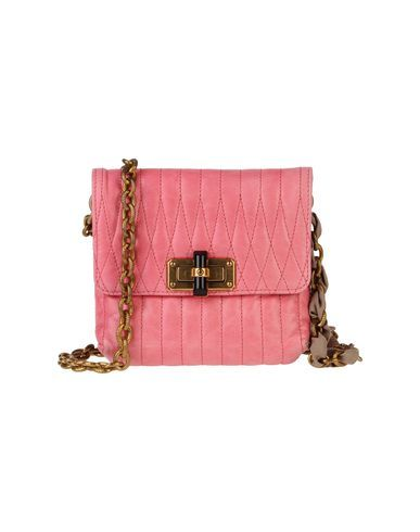 Lanvin Women - Bags - Small fabric bag Lanvin on YOOX