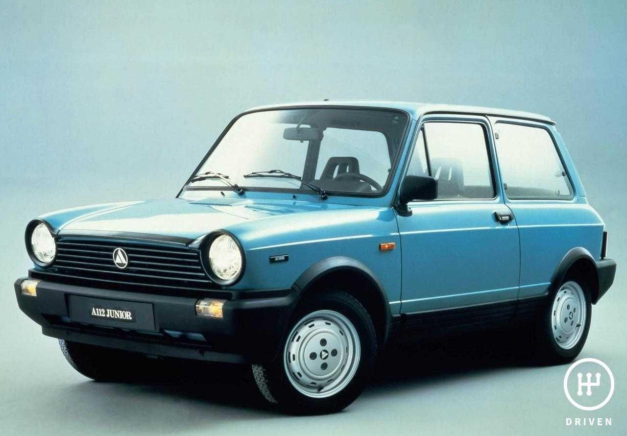 1984 Lancia Autobianchi A112 | Lancia | Pinterest | Vehicle and Cars