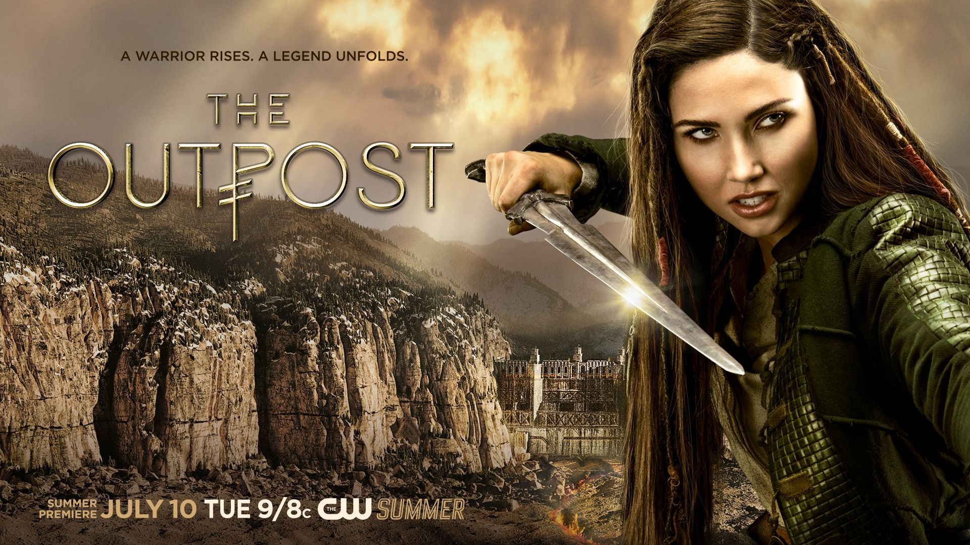 The Outpost TV Show on CW Ratings (Cancel or Season 2