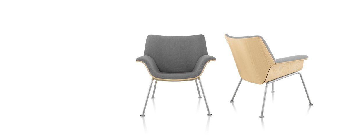 Swoop Lounge Seating Education Herman Miller Lounge Seating Collaborative Furniture Library Furniture Design