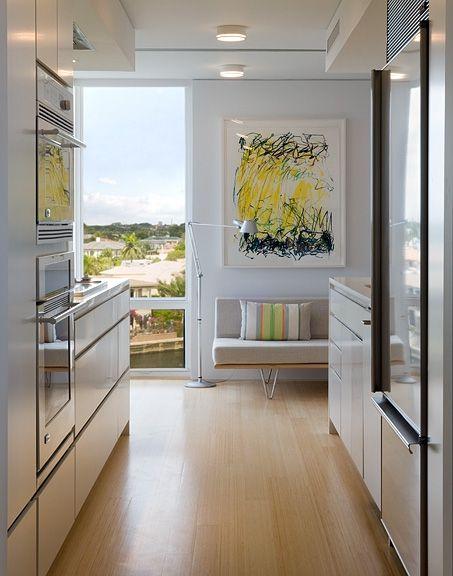 Best Modern Galley Kitchen From Made White Room Decor 400 x 300