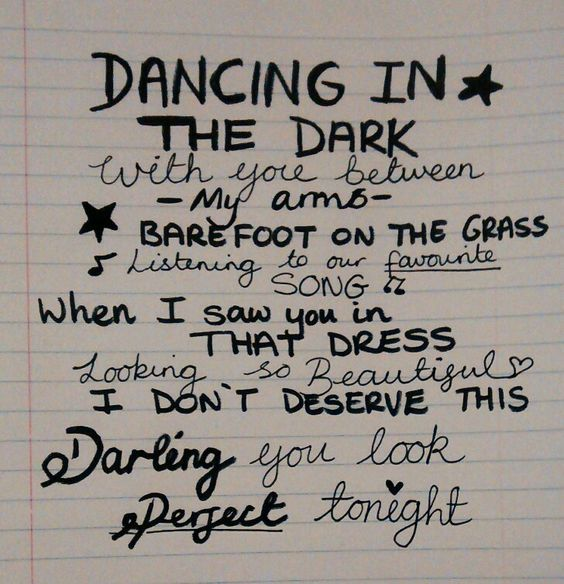 ed sheeran lyric art tumblr - photo #40