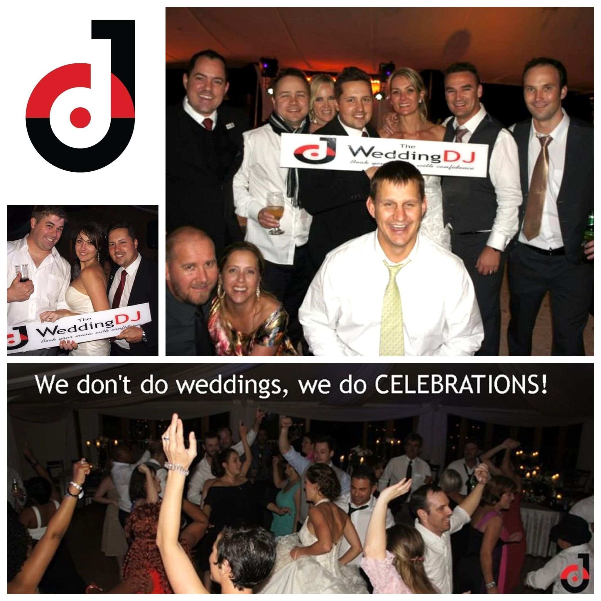 The Wedding DJ - Let's Celebrate