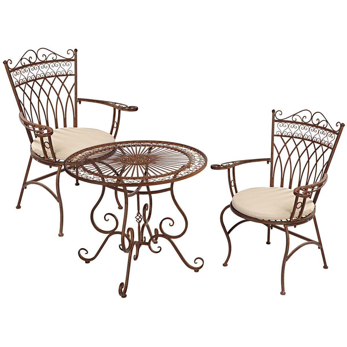 Gartenmöbel-Set, 3-tlg. Versailles Jetzt bestellen unter: https ...
