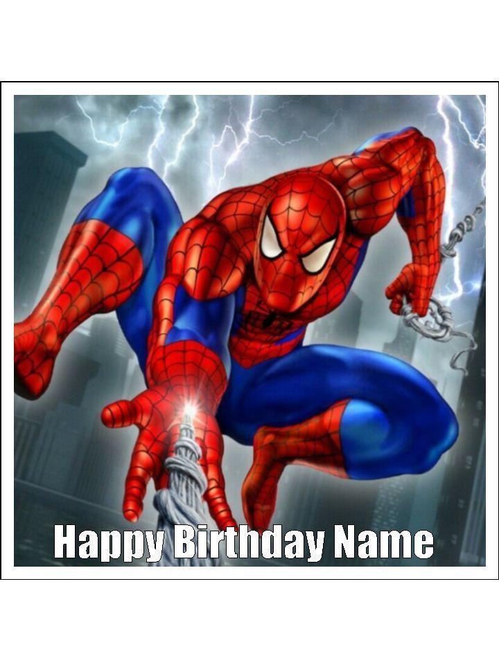 ed374b1b504a  14.92 AUD - Spiderman 7