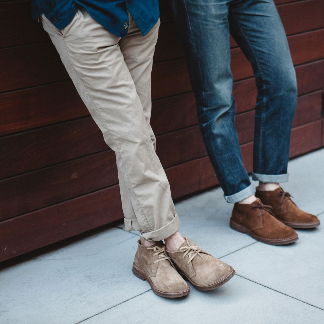 Desert boots outfit, Clarks desert boot