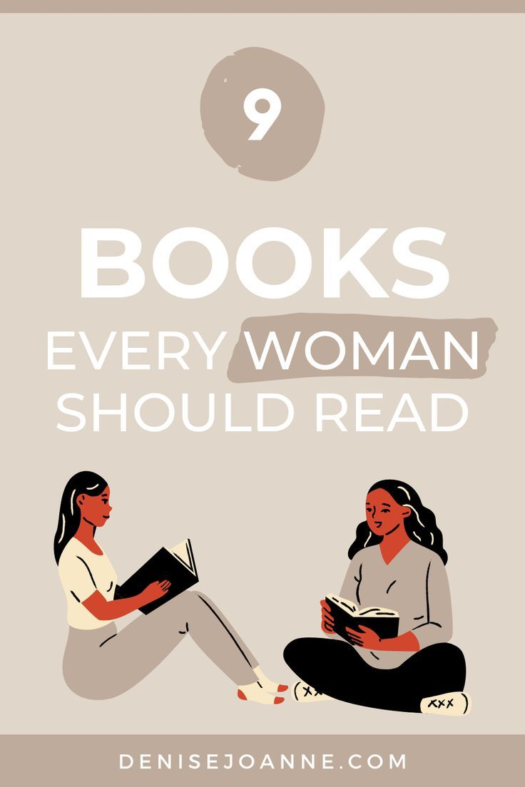 These 9 book recommendations are for anyone who identifies as a woman or female. This is a list of 9 reads that I personally curated to empower, inspire, motivate and teach women. I think every girl or woman should read these books at least once in her life. Life changing! #women #books #tbr #selflove #femaleempowerment #womenempowerment