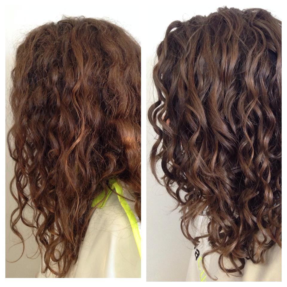 Pin By Kristin On Devacurl By Gvs Hair Deva Curl Haircut Hair Beauty