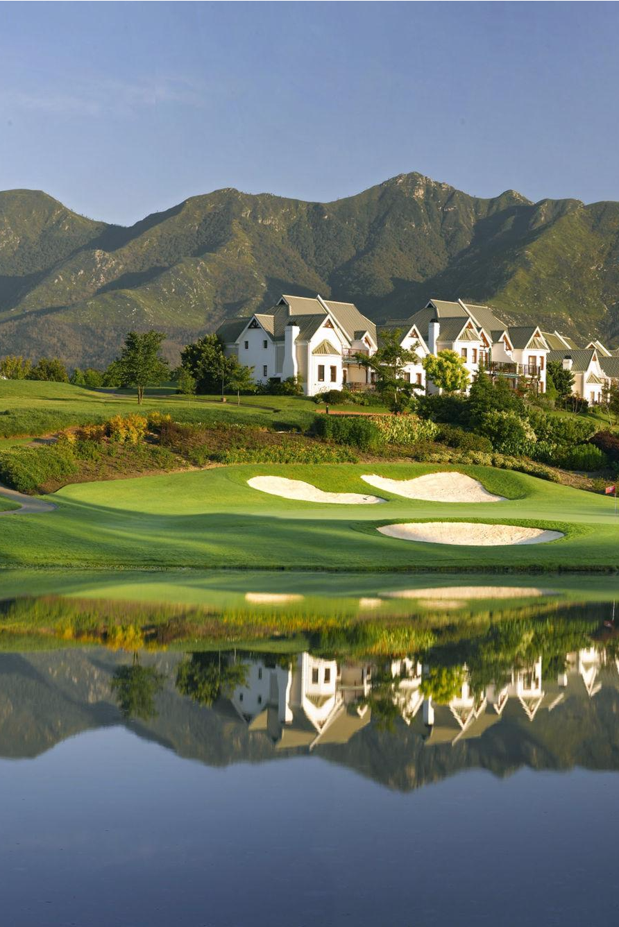 Fancourt South Africa) Jetsetter south