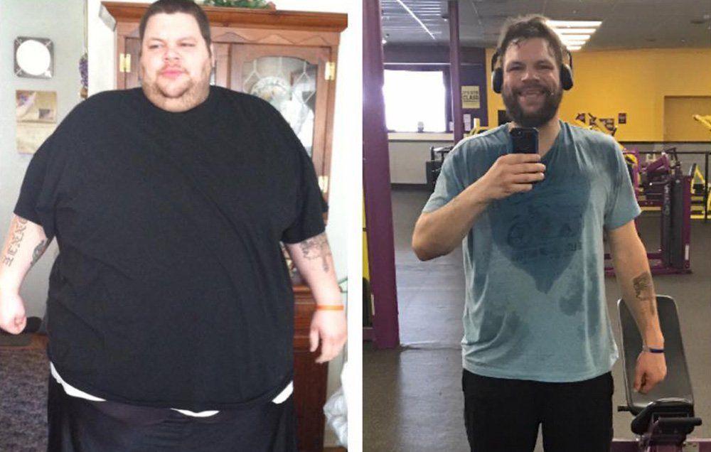 Мотиваторы для похудения мужчины