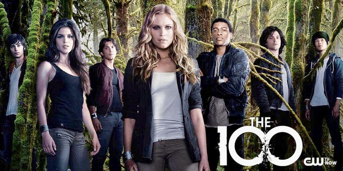 The 100 Saison 2 The 100 Season 1 The 100 Characters The 100 Cast