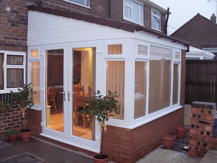 I Like This Look And Think It Would Suit Our Style Of House Small Conservatory Lean To Conservatory Lean To