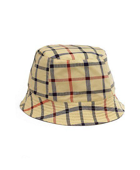 Tattersall Rain Hat - Brooks Brothers  d62b4b24e45