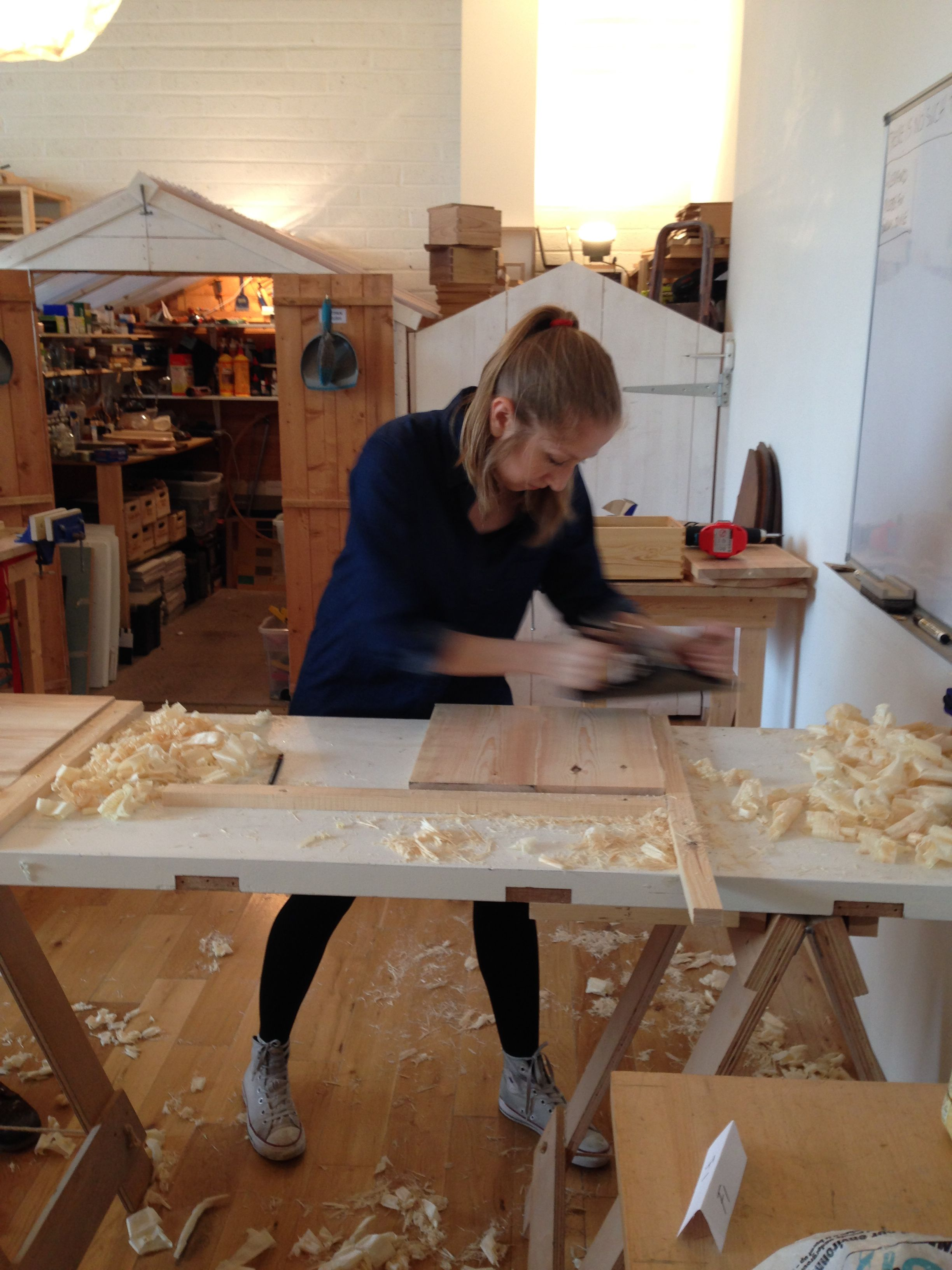 Basic Carpentry Make A Wood Stool Woodwork And Carpentry Courses