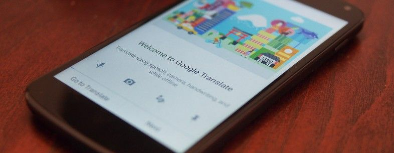 Google Translate Gets RealTime Voice And Sign