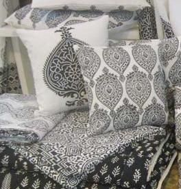 Gorgeous linens and clothing to purchase, direct from India