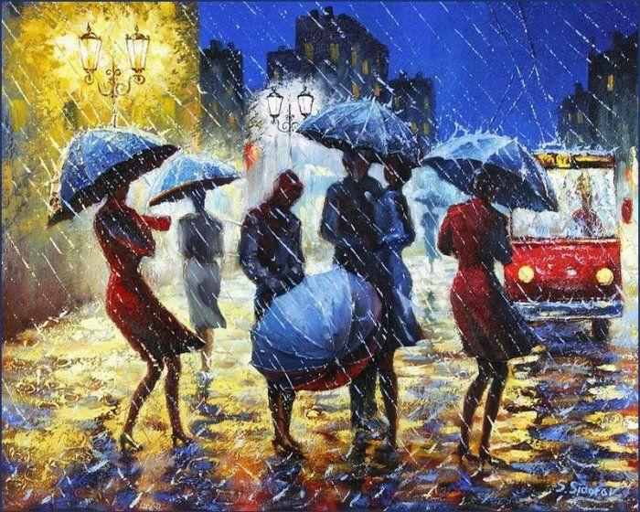 картины художника Stanislav Sidorov -07