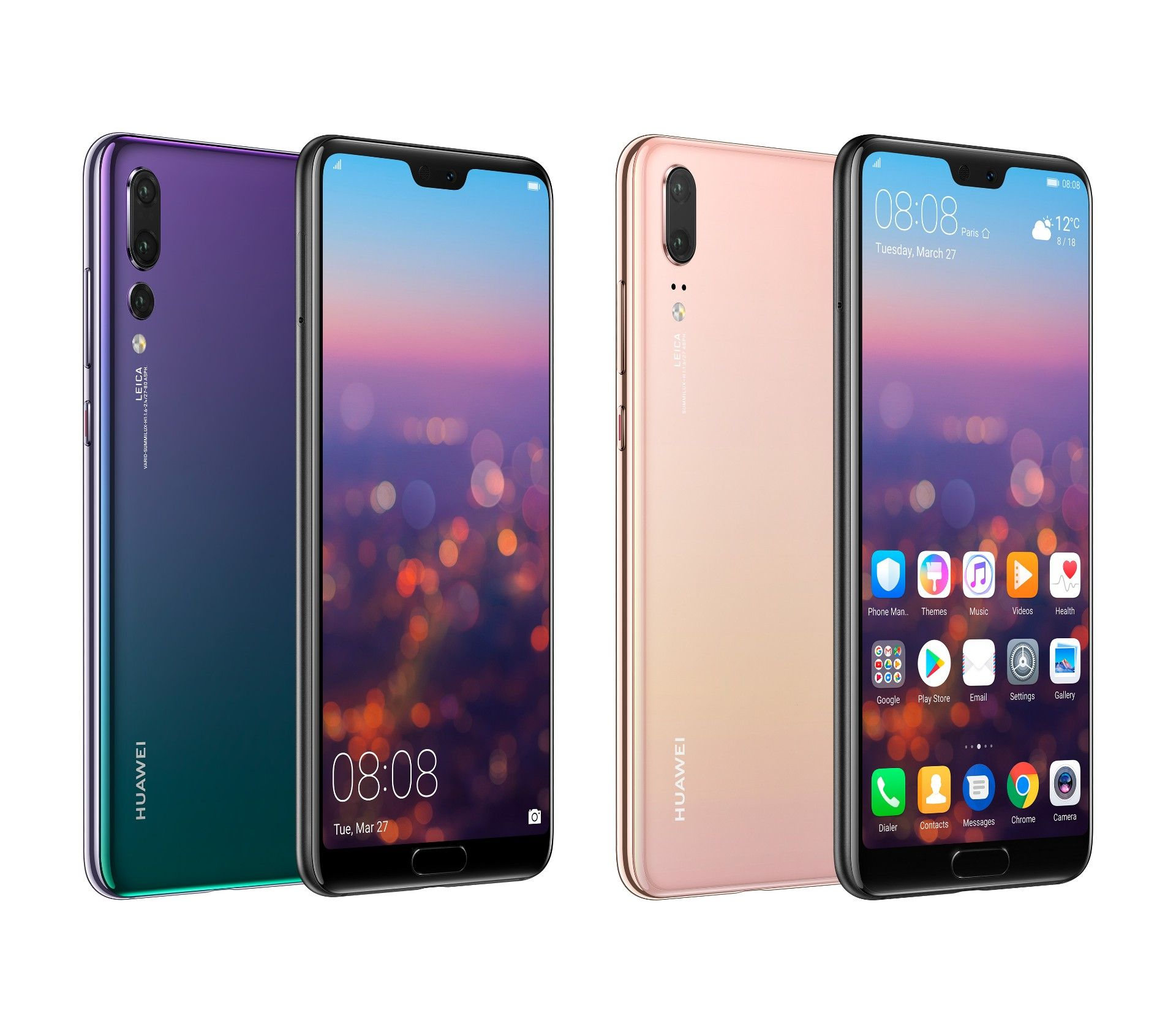 Huawei P20 & P20 Pro Are Now Available At Vodafone UK
