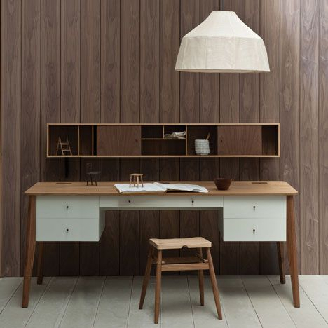 London Furniture Design London Design Festival Best In Show  Desks Workspaces And Stools