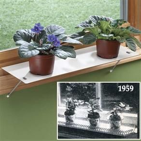 Window Sill Extender Plants Indoor