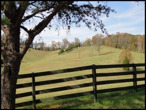 rural knoxville tn property land