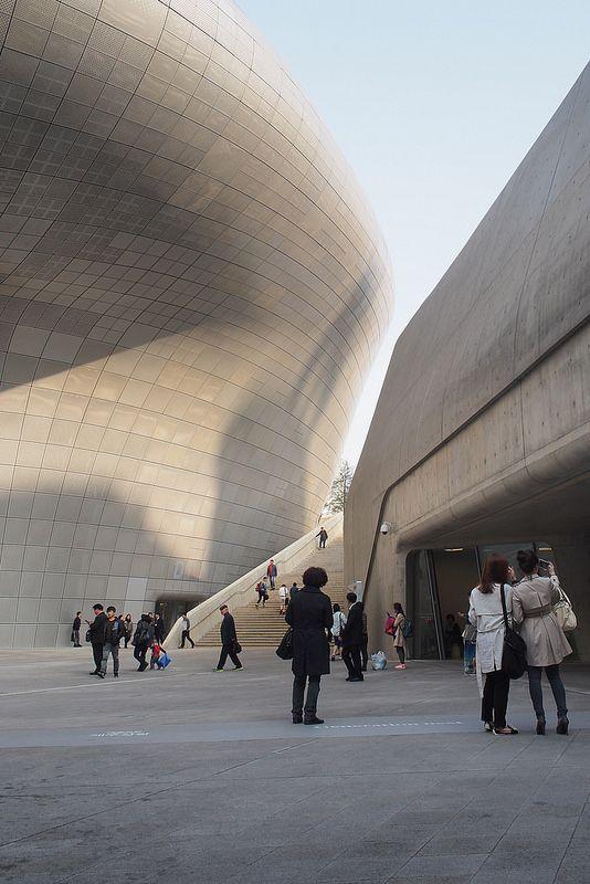 Dongdaemun Design Plaza Park 4 Seoul Fashion Week Park