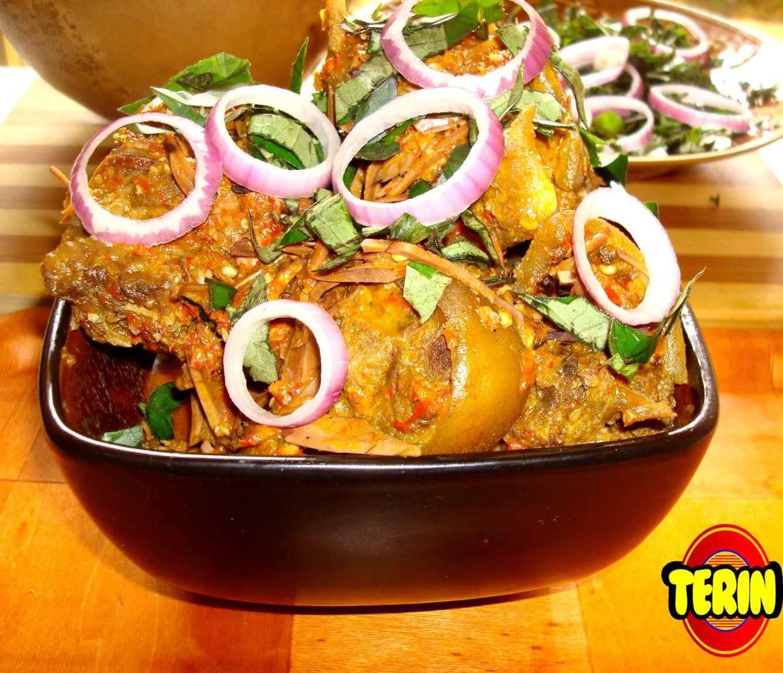 Recipe Nkwobi