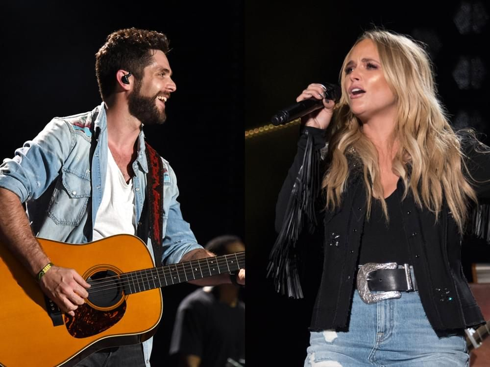 Cma Awards Announce Second Round Of Performers Including Thomas Rhett Pistol Annies Dierks Bentley Fgl More Dierks Bentley Thomas Rhett Cma Awards
