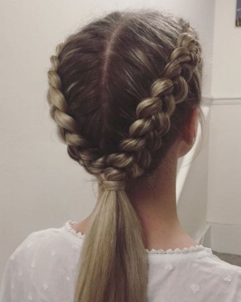 Braid Hairstyle Ideas For Girls Nowadays Outfitmax Com Braid Hairstyle Ideas For Girls Nowadays By Kuncup Posted On March Hair Styles Hair Beauty Hairstyle