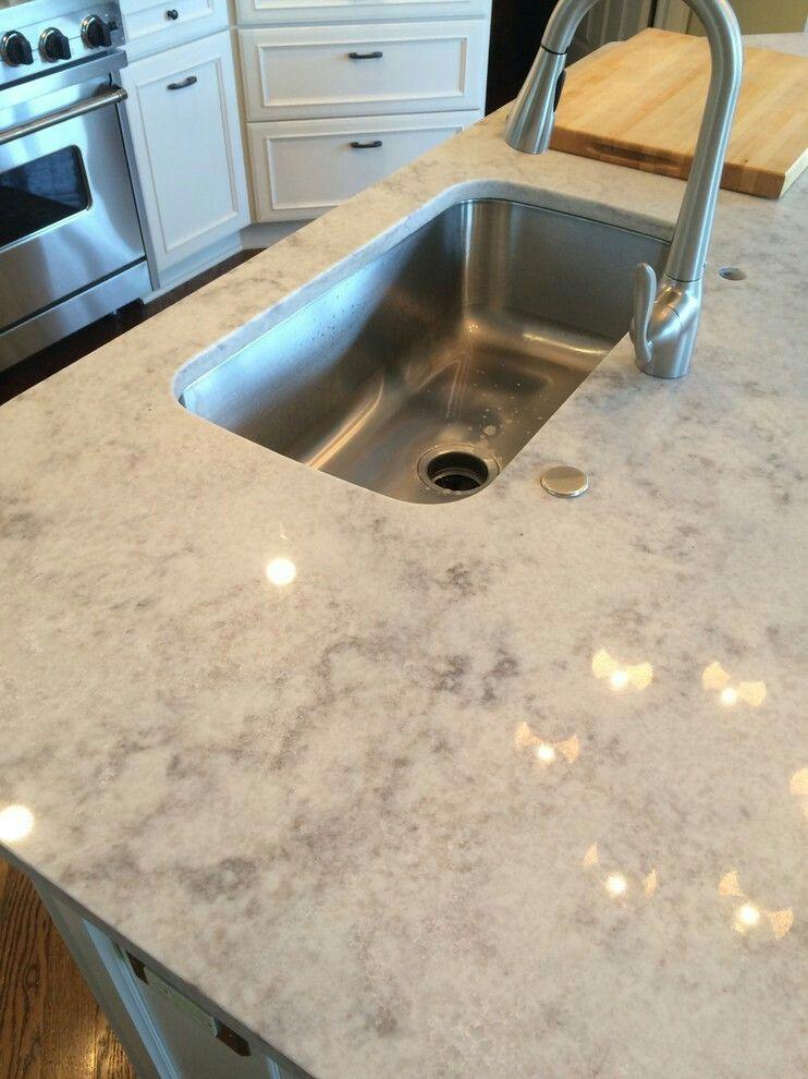 Zodiaq Marble Mist Kitchen Remodel Corian Marble Quartz Countertops