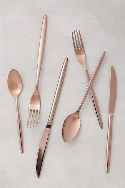 Anthropologie Doma Flatware Flatware Set Cutlery Set Home Decor Accessories