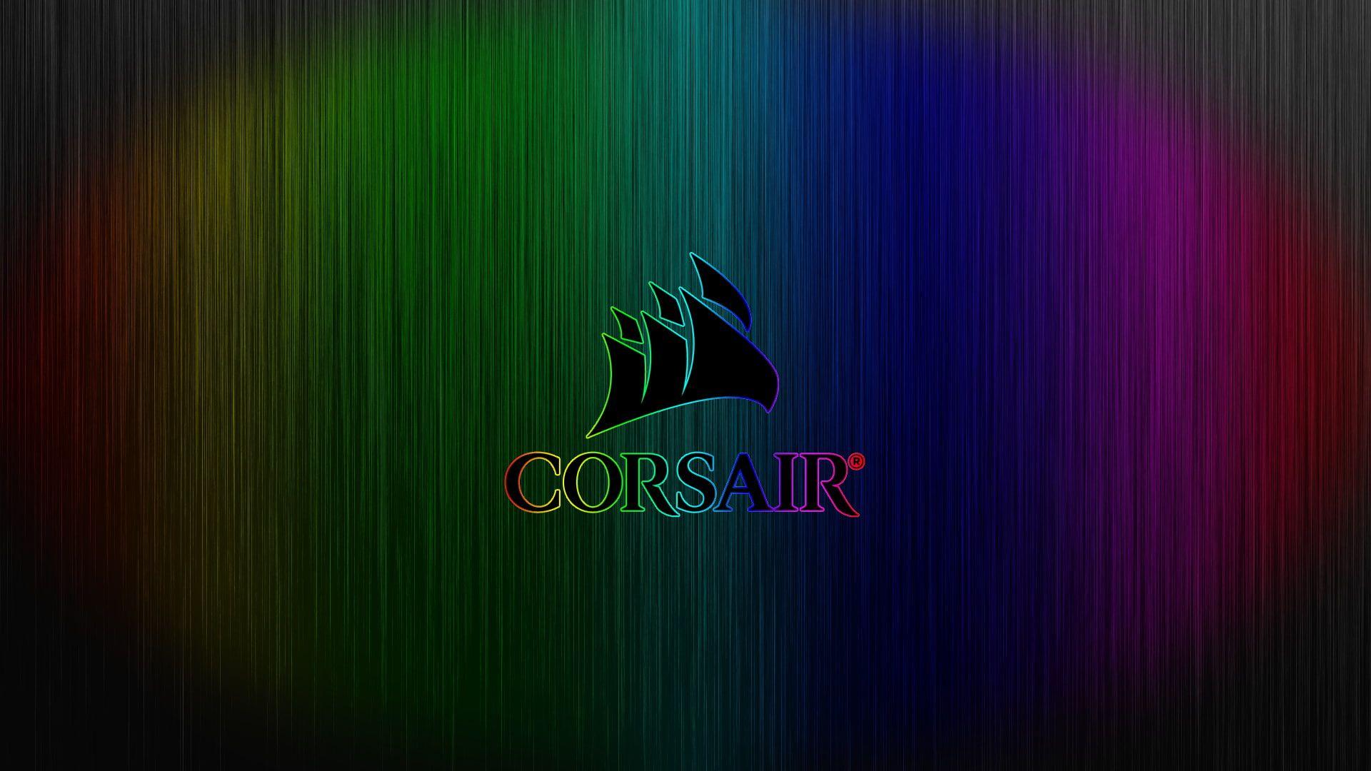 Corsair Rgb Texture Pattern 1080p Wallpaper Hdwallpaper Desktop Gaming Wallpapers Logo Wallpaper Hd Iphone Wallpaper
