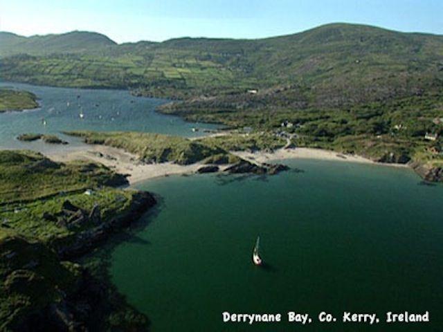 Derrynane Bay, Co. Kerry, Ireland