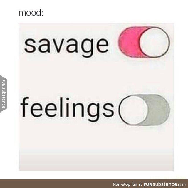 Straight savage - FunSubstance
