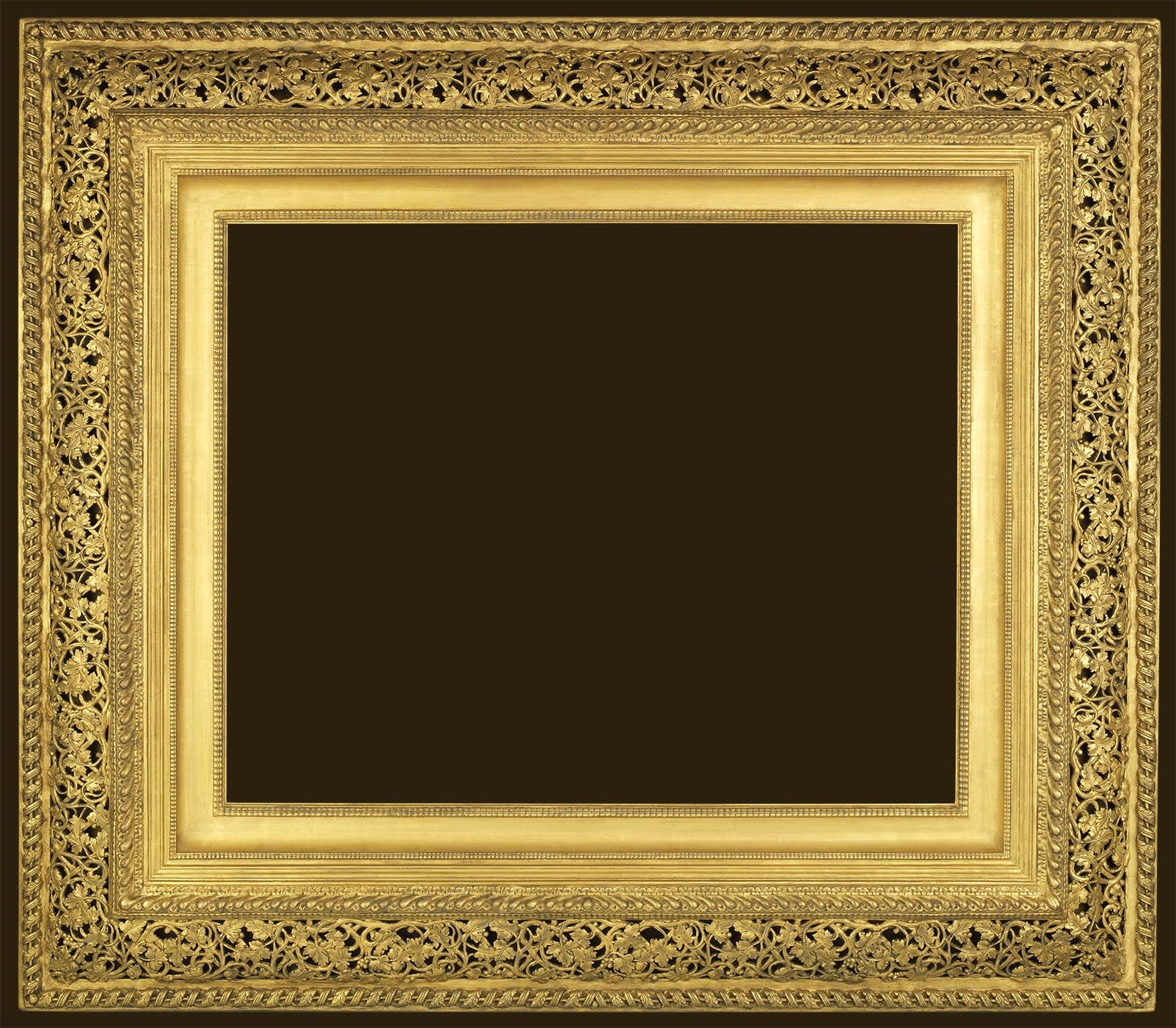 American 19th Century C 1890 Designed By The Architect Stanford White 1853 1906 45 X 35 3 4 X 12 1 2 Diegosalazar Co Antique Frames Photo Frame Frame