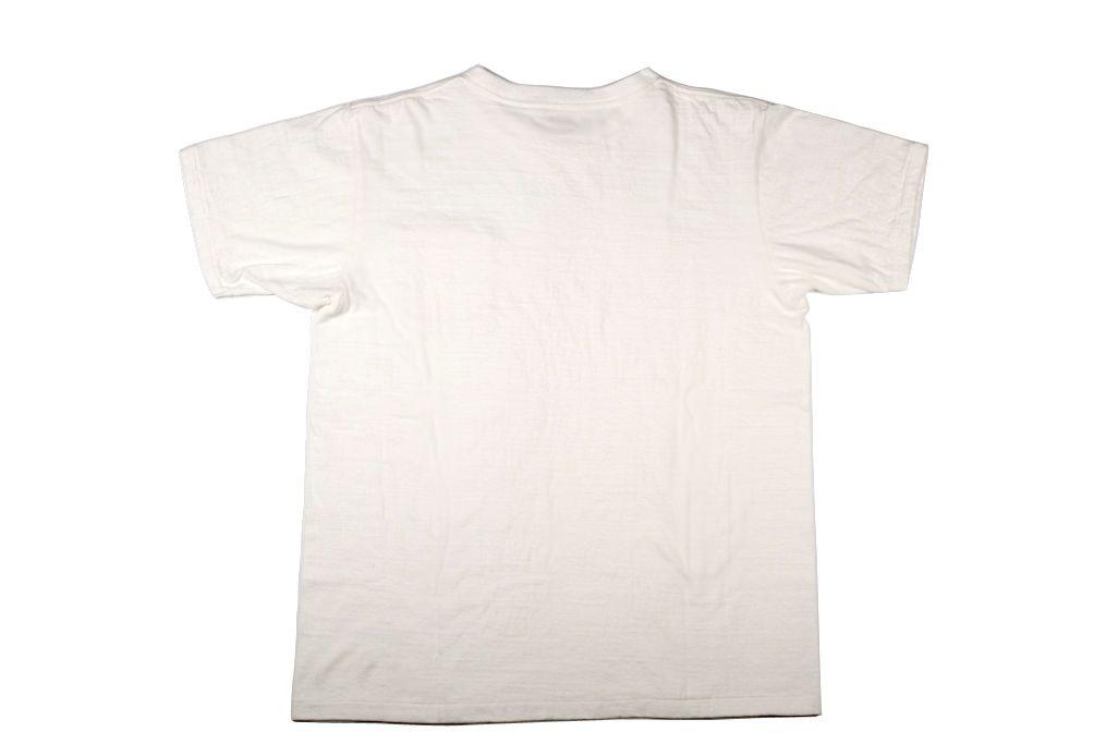 Stevenson Loopwheeled Pocket T-Shirts (2 Pack) - Self Edge