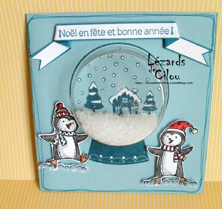 1 THEME, 1 IDEE . 2 PROJETS.. LE NUMERO 1 ! | Carte noel