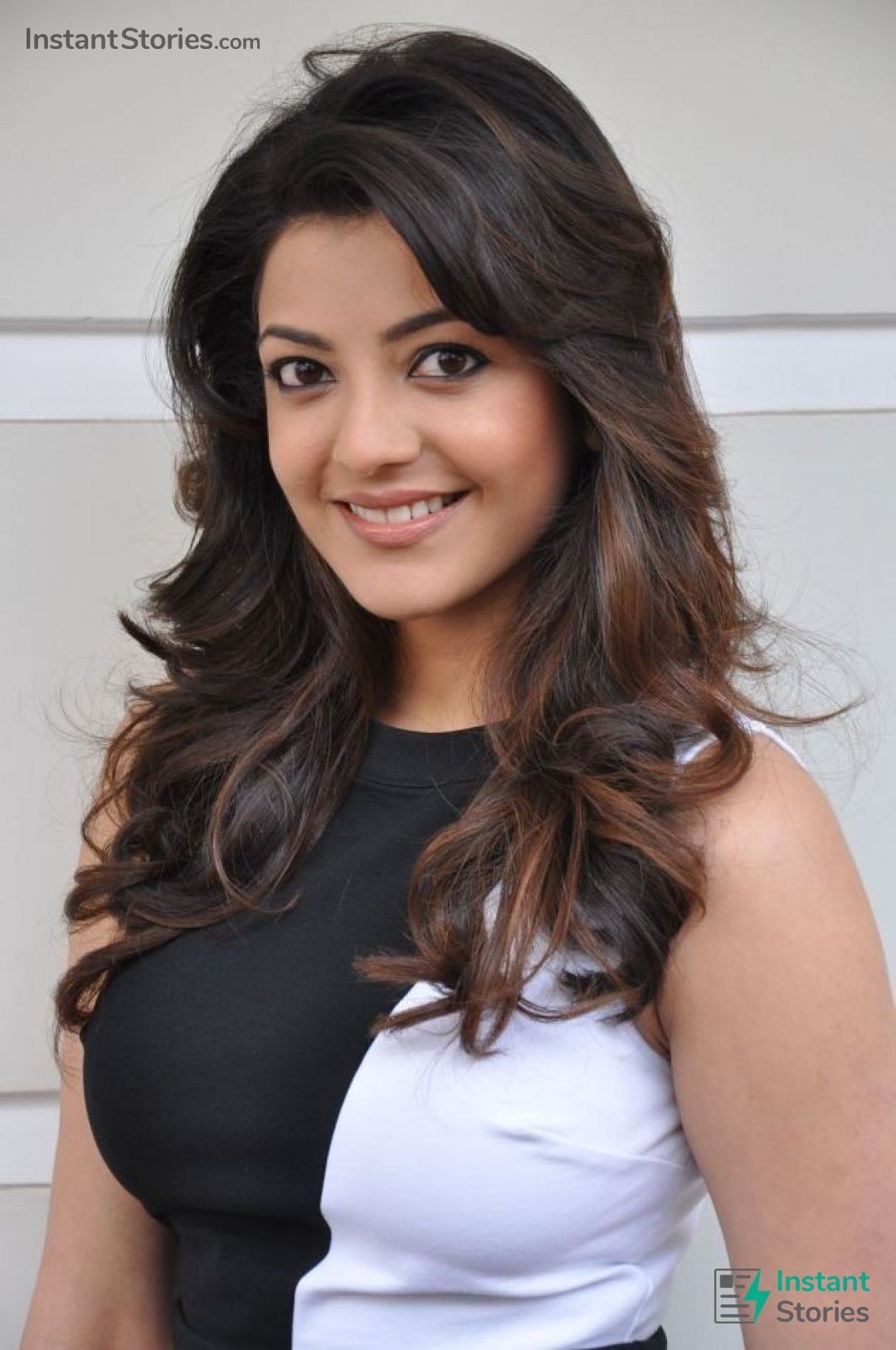 Kajal Aggarwal Latest Images Download 1107 Kajalaggarwal Curly Hair Styles Hairstyle Beautiful Indian Actress