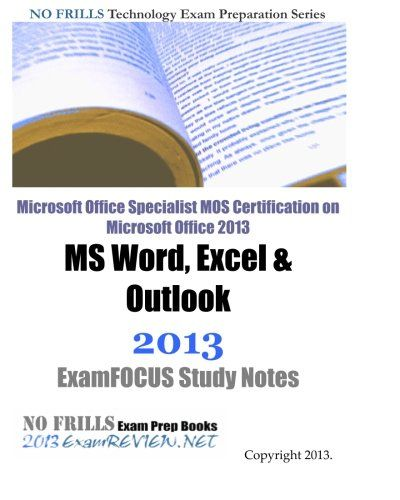 Ms Word Notes Pdf