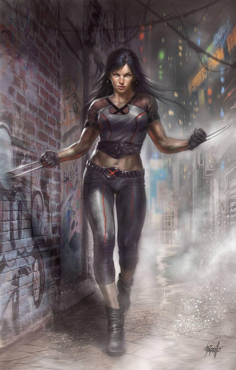 Marvel Helden Frauen