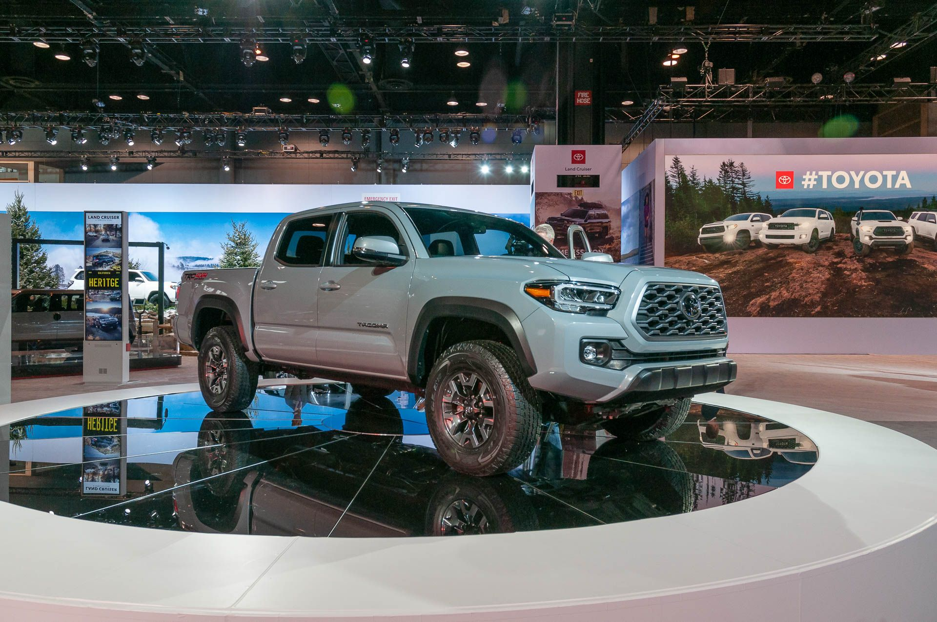 2020 Toyota Tacoma Photos And Info Updated Looks And More Manual Guide