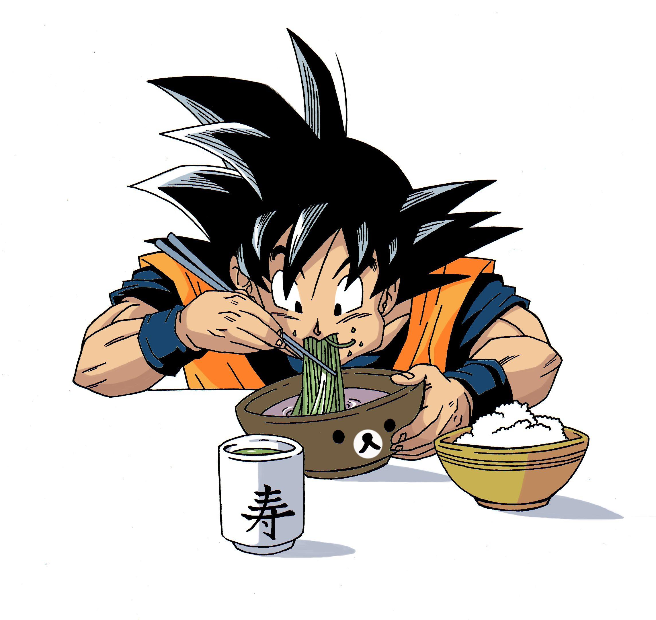 Son Goku By Seed Anime Dragon Ball Super Dragon Ball Dragon Ball Art