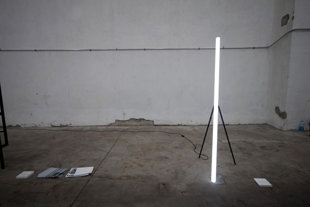 fluorescent floor lamp - Google Search   ARCHITECTURE - lighting ...
