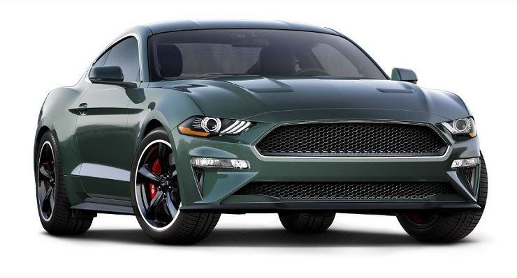2019 Ford Mustang Bullitt Three Options In Two Colors And Price