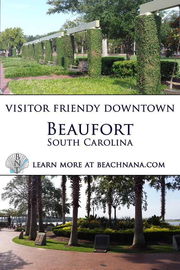 Weekend Getaway Planner: Beaufort and Hunting Island, South Carolina #historichomes