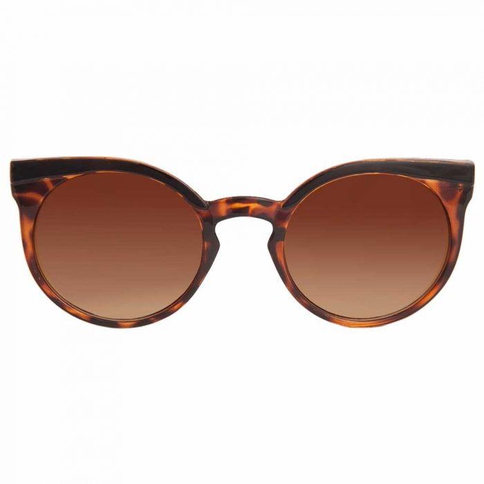 LADY IN SATIN ÉCAILLENOIRE | Des lunettes de soleil