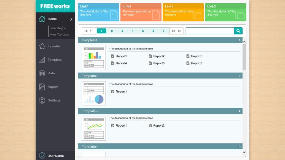 レポート作成WEBアプリケーション Report Preparation Web Application