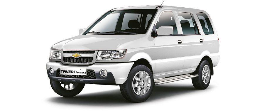 Chevrolet Tavera Chevrolet Car Rental Service Car Hire